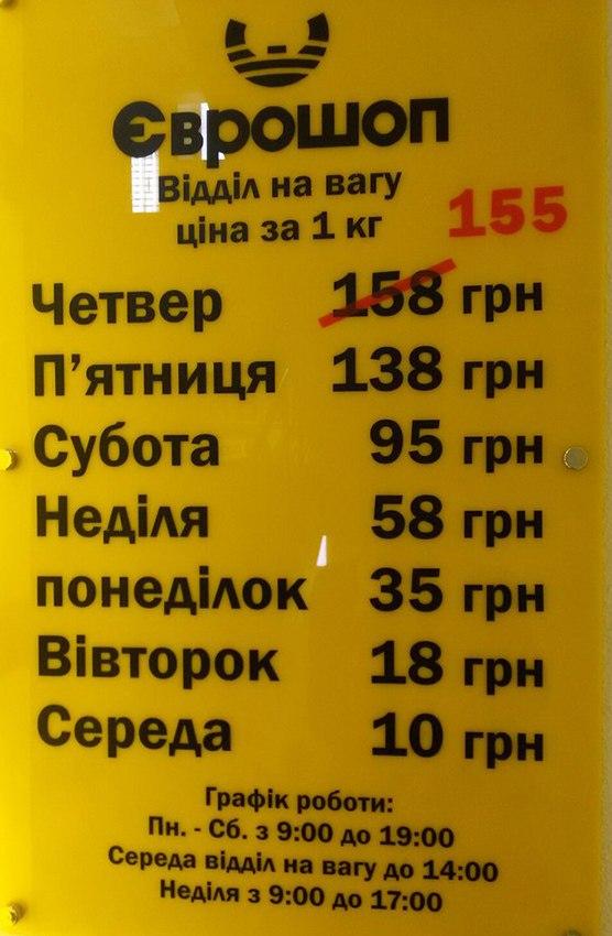 e42667bbae6 Магазин одежды Еврошоп (Єврошоп)